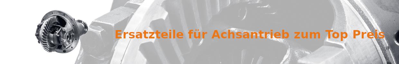 Auto Ersatzteile für Achsantrieb und Achsgetriebe günstig kaufen | MKS Autoteile