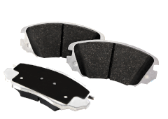 Bremsbelag, Bremsbeläge, Bremsklotz und Bremsklötze von Kamoka | MKS Autoteile