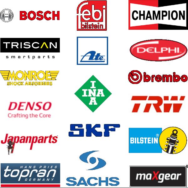 Autoteile und Auto Ersatzteile Hersteller in unserem Onlineshop