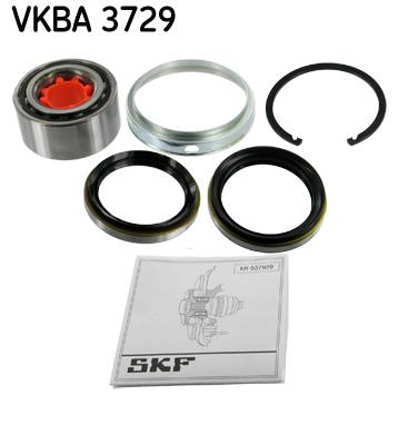 SKF Radlagersatz VKBA 6938 für HYUNDAI KIA