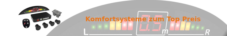 Auto Komfortsysteme wie Einparkhilfe und Fensterheber günstig kaufen | MKS Autoteile