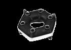 Hardyscheibe, Gelenkscheibe für Längswelle von Spidan | MKS Autoteile