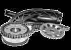 Steuerkettensatz von INA   MKS Autoteile