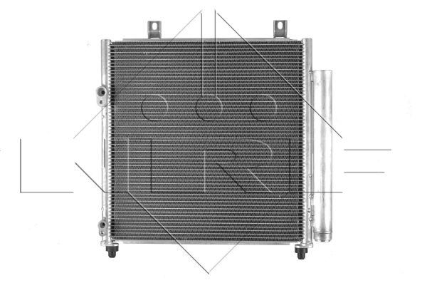 AKS DASIS Kondensator Klimaanlage Klimakondensator Klimakühler 142036N