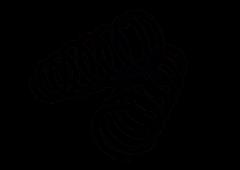 Federung, Fahrwerksfeder & Spiralfeder von Kamoka | MKS Autoteile
