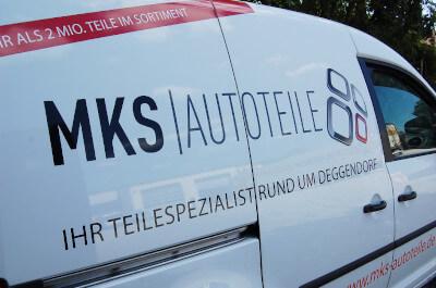 Logistikzentrum Fuhrpark MKS Autoteile